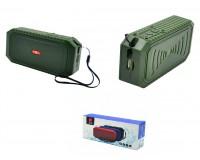 Акустическая система mini MP3 - AY-9 5Вт Bluetooth, MP3, FM, microSD, USB, microUSB встроенный аккумулятор 2000mA, размер 15 х 7 х 3.5 см, цветная