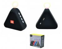 Акустическая система mini MP3 - E88 5Вт Bluetooth, MP3, FM, microSD, microUSB, AUX-3.5мм встроенный аккумулятор 3.7V/600 мА размер 12.7 х 5.2 см, цветная