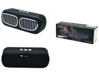 Акустическая система mini MP3 - H-829 5Вт Bluetooth, MP3, FM, microSD, microUSB, AUX-3.5мм встроенный аккумулятор 3.7V/600 мА размер 14.5 х 5 х 5.5 см, цветная