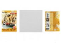 Папка - для акварели BRAUBERG 125224 Формат: А3 297х420 см 10 л., внутренний блок 200 г/м2, бумага ГОСТ 7277-77