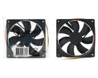Вентилятор для корпуса Gembird FANCASE3 120х120х25мм, 3 pin, провод 30 см, втулка