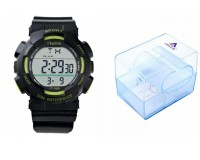 Часы наручные iTaiTek IT-355-1 электронные (дата, будильник, секундомер, таймер), пластик, подсветка