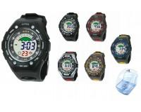 Часы наручные iTaiTek IT-808 электронные (дата, будильник, секундомер, таймер), пластик, подсветка