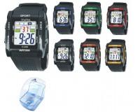 Часы наручные iTaiTek IT-830 электронные (дата, будильник, секундомер, таймер), пластик, подсветка