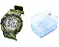 Часы наручные iTaiTek IT-848C-1 электронные (дата, будильник, секундомер, таймер), пластик, подсветка