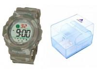 Часы наручные iTaiTek IT-848C электронные (дата, будильник, секундомер, таймер), пластик, подсветка