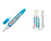 Корректирующая ручка STAFF 226815 объем: 4мл., металлический наконечник