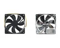 Вентилятор для корпуса Gembird D12025HM-3 120x120x25мм, 3pin, провод 30 см, гидродинамический подшипник