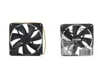 Вентилятор для корпуса Gembird D14025SM-3 140x140x25мм, 3pin, провод 40 см, втулка