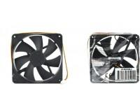 Вентилятор для корпуса Gembird D14025HM-3 140x140x25мм, 3pin, провод 40 см, гидродинамический подшипник