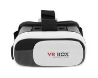 Очки виртуальной реальности Perfeo PF-A4031/PF-VR BOX 2+ Black диаметр линз 38 мм, регулировка фокусного расстояния, пульт управления