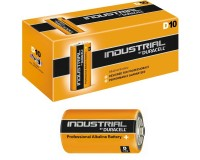 Батарейка Duracell LR20 Box 10 INDUSTRIAL