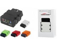 Автосканер Konnwei KW-902 (OBD2, V2.1), Wi-Fi