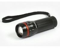 Фонарь SmartBuy SBF-305-3ААА 1 светодиод 3 Вт, 3 х AAA, алюминиевый корпус, максимальный световой поток : 100 Лм, дальность освещения: 100 м, 2 режима