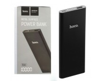 Портативное зарядное устройство HOCO B16 10000 мАч 1USB выход 5В/2, 1А, черный