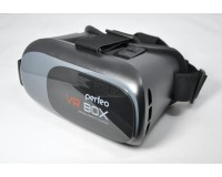 Очки виртуальной реальности Perfeo PF-A4030/PF-VR BOX 2 Black диаметр линз 38 мм, регулировка фокусного расстояния