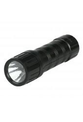 Фонарь SmartBuy SBF-41-B 1 светодиод, 3 х AAA, пластиковый корпус, максимальный световой поток : 10 Лм, дальность освещения: 5 м, 1 режим