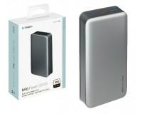 Портативное зарядное устройство Deppa 33539 NRG POWER 20000 мАч 2 USB, 2.1A, Li-pol