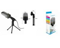 Микрофон TDS SF-920 Jack 3.5, на подставке (до 19 см), коробка