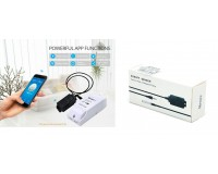 Умный дом Цифровой датчик температуры и влажности Sonoff Si7021 для подключения к совместимым Wi-Fi реле, диапазон температур -40 +80 град, влажности 0-99, 9%