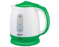 Чайник Atlanta ATH-2371 2000Вт. 1.7л. пластик, дисковый, Green