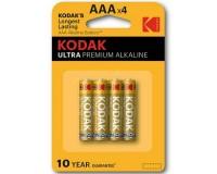 Батарейка Kodak LR3 BL 4 ULTRA PREMIUM