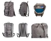 Рюкзак BRAUBERG для старшеклассников/студентов/молодежи, 227082