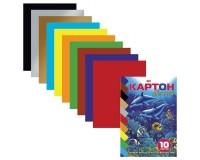 Картон цветной HATBER 0Кц5к 04323( N000281)