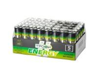 Батарейка Трофи LR6 bulk 40 ECO
