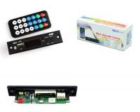 Модуль MP3 Орбита OT-SPM02 (BT MP-11) Bluetooth, FM, microSD, USB, AUX 3.5mm, размер: 10.7х2.5х2.5 см., дисплей 1.5