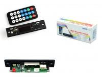 Модуль MP3 Орбита OT-SPM03 (BT MP-12) Bluetooth, FM, microSD, USB, AUX 3.5mm, размер: 10.7х2.5х2.5 см., дисплей 1.5