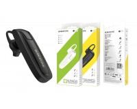 Наушники беспроводные Borofone BC21 Encourage sound вкладыши (заушные), Bluetooth, мобильная, МОНО!!!!( 1 наушник), коробка, черный