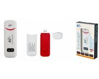 4G LTE Wi-Fi USB модем - MDM9600 Wi-Fi: 802.11 b/g/n, WCDMA:900/2100, MicroSD до 32Гб