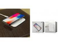 Беспроводное зарядное устройство Borofone BQ1 AirSense входной ток: 5В/2A выходной ток: 5В/1A максимальная мощность 5Вт., белое, коробка