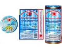 Крышки для консервирования Елабуга СКО 1-82 лак, 49+1