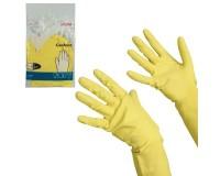 Перчатки хозяйственные резиновые Виледа