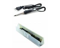 Паяльник Помощник PM-INP01 (P-910) 80 Вт 220 пластик/металл, , терморегулятор: 350-500 С