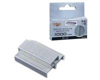 Скобы для степлера KOH-I-NOOR 9600308112KS(225845) размер: №24/6, 1000 скоб в коробочке, количество сшиваемых листов: 20, цинковое покрытие