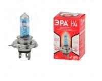 Автолампа Эра H4 12V 55W +110% тип цоколя: P43t (лампа головного света: ближний и дальний), коробка