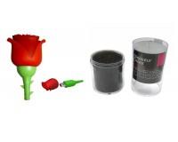 Флэш диск 32 GB USB 2.0 Noname UD-705 с колпачком, роза