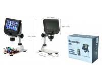 Микроскоп цифровой Орбита OT-INL42 - 1000X, штатив, дисплей