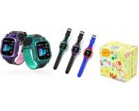 Часы Smart Орбита SZ6 детские с GPS, кнопка SOS, громкость, электронный забор цветные