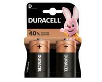 Батарейка Duracell LR20 BL 2 (EU)