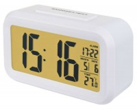 Часы будильник Perfeo PF-A4848/PF-S2166
