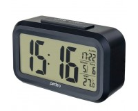 Часы будильник Perfeo PF-A4849/PF-S2166