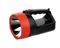 Фонарь-прожектор Спутник AFP817-3W 1х3Вт светодиод, аккумулятор 2500mAh 4V чёрный
