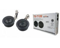 Автоколонки Pcinener TS-T120 ТВИТЕРЫ 35/200 Вт, диаметр 47 мм, с решеткой,