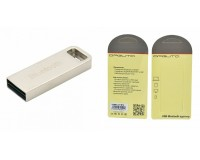 Адаптер Bluetooth Орбита OT-PCB12(BTA04) 4.2+EDR, не работает на ПК, ноутбуках, металл