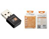 Адаптер Wi-Fi Орбита OT-WD401 802.11b/g/n/ac, до 600 Mb/s, 2, 4G, 5G