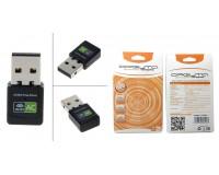 Адаптер Wi-Fi Орбита OT-WD403 802.11b/g/n/ac, до 600 Mb/s, 2, 4G, 5G